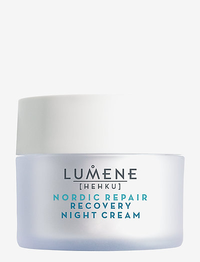 Hehku NORDIC REPAIR Recovery Night Cream - CLEAR