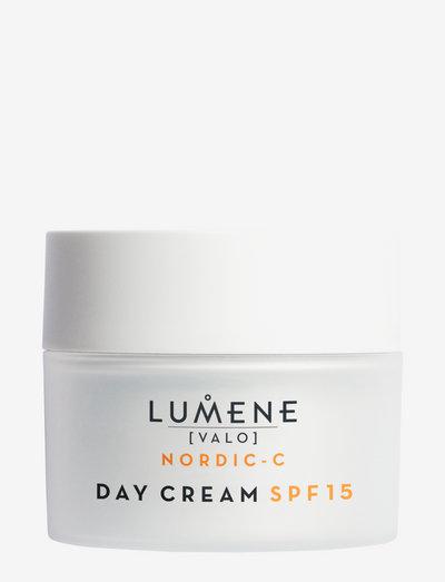 Valo Nordic-C Day Cream SPF 15 - dagkräm - no color