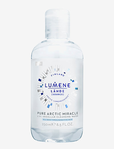 Lähde Nordic Hydra Pure Arctic Miracle 3in1 Micellar Cleanser - makeupfjerner - no color