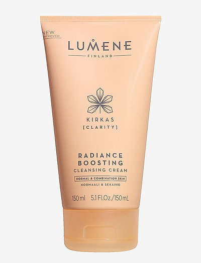 KIRKAS Radiance Boosting Cleansing Cream - rensemelk - clear
