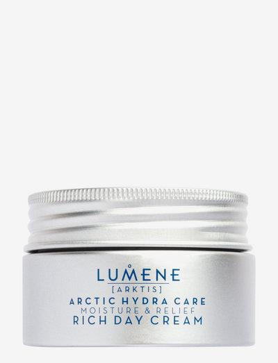 Arktis ARCTIC HYDRA CARE Moisture & Relief Rich Day Cream - dagkräm - clear