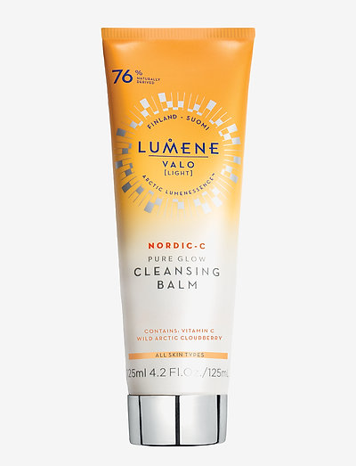 Valo Nordic-C Pure Glow Cleasning Balm - rensegel - no color
