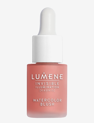 Invisible Illumination Instant Glow Watercolor Blush - aurinkopuuteri - coral bloom