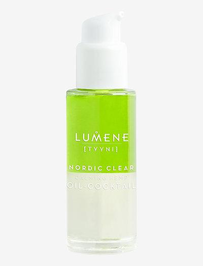 Tyyni NORDIC CLEAR Calming Hemp Oil-Cocktail - ansiktsolja - no colour