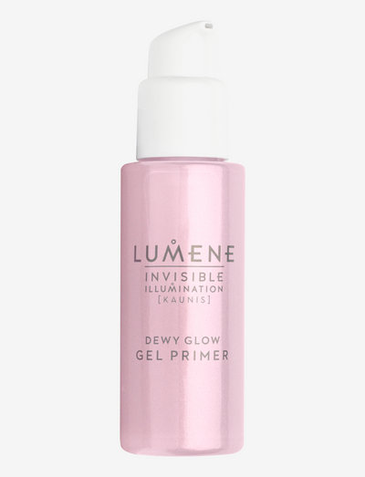 Invisible Illumination Dewy Glow Gel Primer - primer - clear