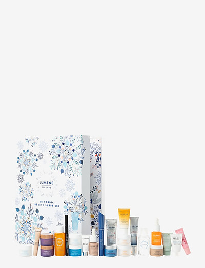Beauty Advent Calendar - 24 Nordic Beauty Surprises - hudplejesæt - no colour