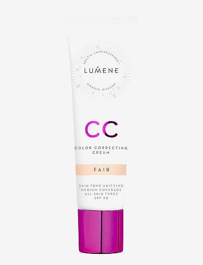CC Color Correcting Cream SPF 20 - bb & cc creme - fair
