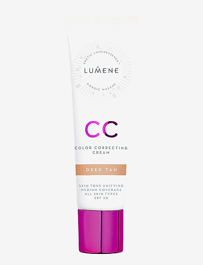 CC Color Correcting Cream SPF 20 - bb- & cc-cream - deep tan
