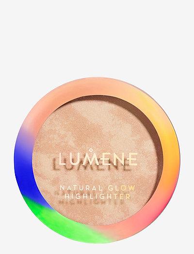 Natural Glow Highlighter - highlighter - 1 luminous glow