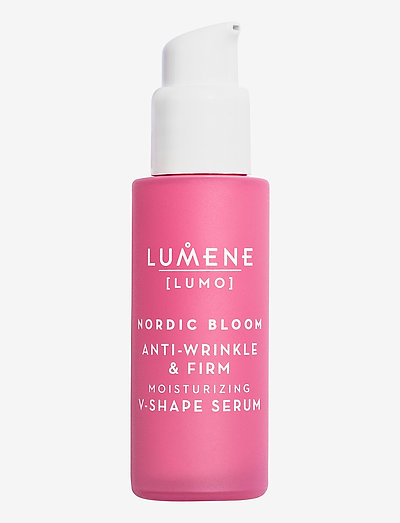 Nordic Bloom Anti-wrinkle & Firm Moisturizing V-Shape Serum - serum - no colour