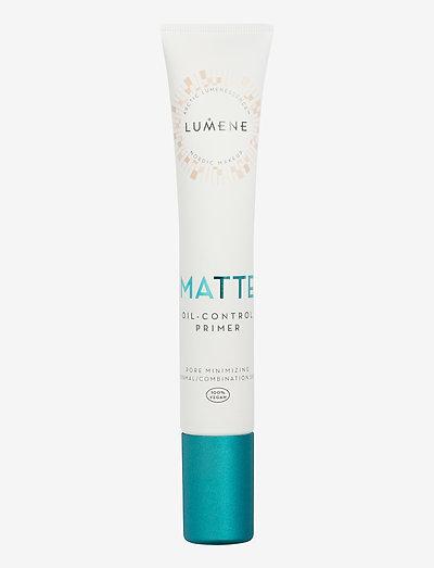 Matte Oil-control Primer - primer - one shade