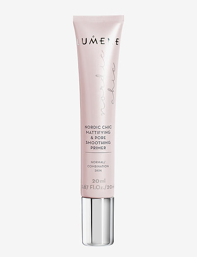 NORDIC CHIC MATTIFYING & PORE SMOOTHING PRIMER - primer - no color
