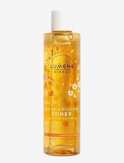 KIRKAS Radiance Boosting Toner - kasvovesi - no colour