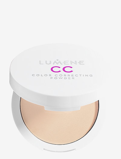 CC Color Correcting Powder - puuterit - medium/dark