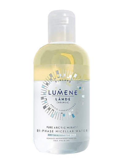 Lähde Nordic Hydra Pure Arctic Miracle Bi-Phase Micellar Water - NO COLOR