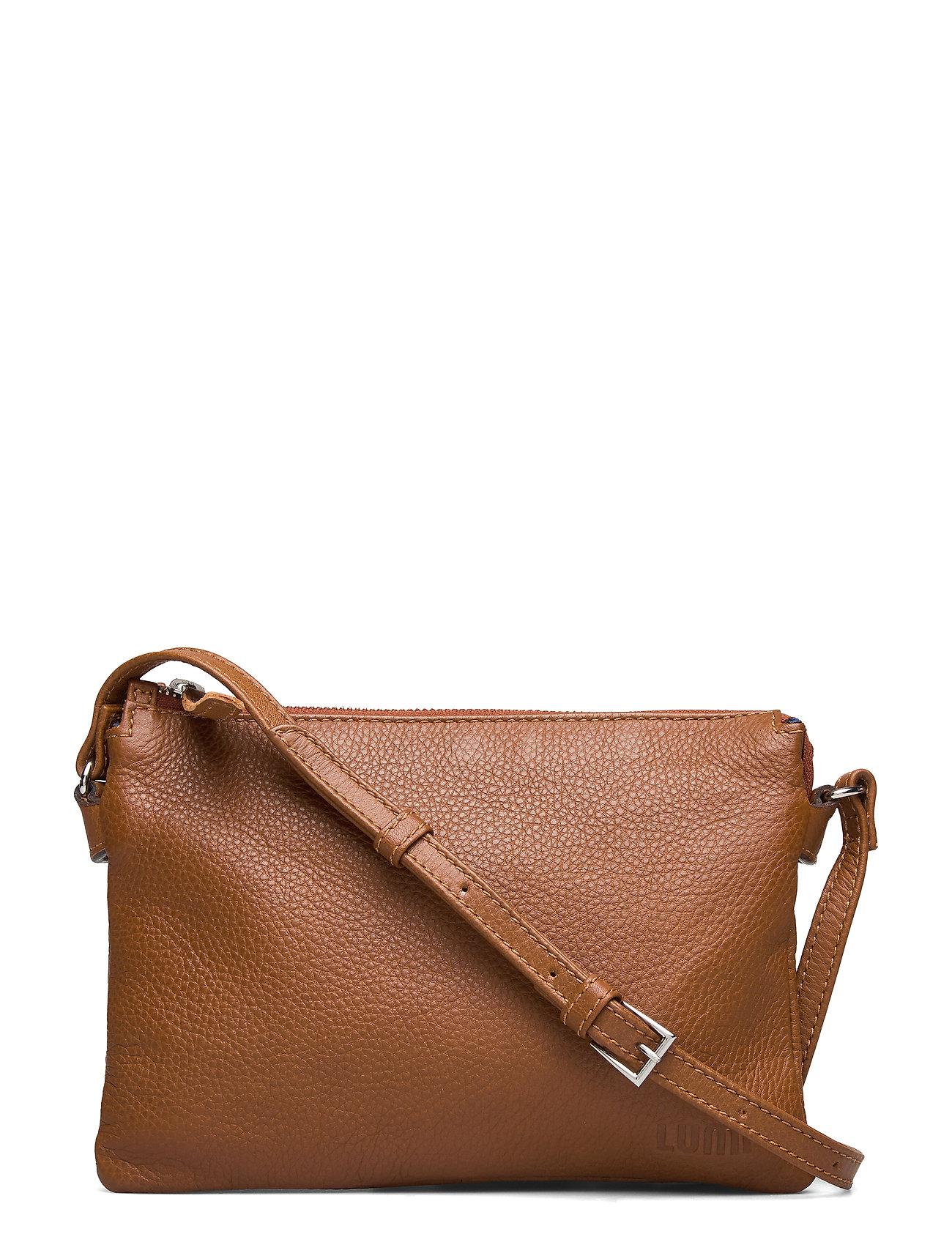 Image of Pirta Large Crossbody Pouch Bags Small Shoulder Bags - Crossbody Bags Brun LUMI (3378177629)