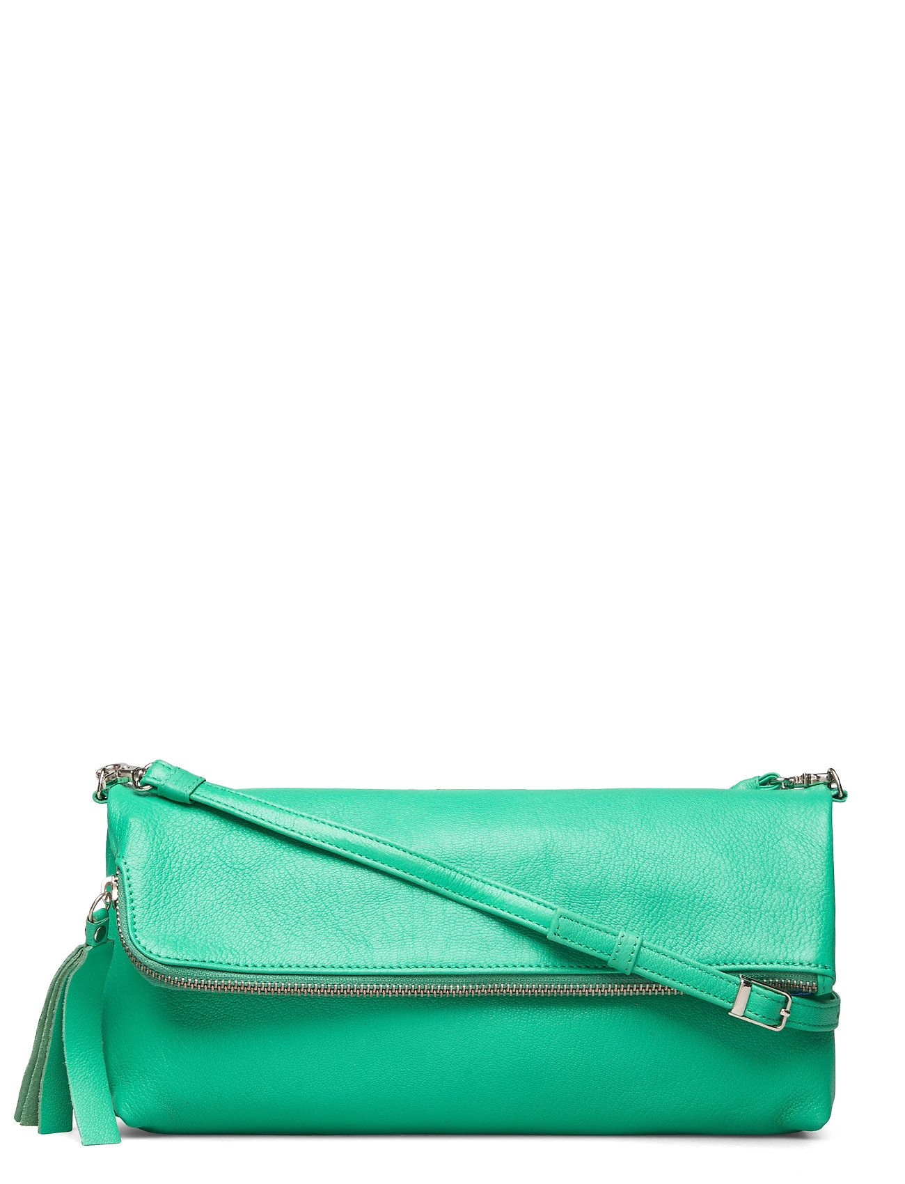 Image of Stefanie Large Pouch Bag Bags Small Shoulder Bags - Crossbody Bags Grøn LUMI (3369206127)