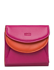 Viivi Trifold Wallet - PINK/CORAL