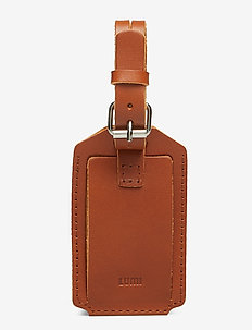 AMOS TRAVEL TAG - COGNAC