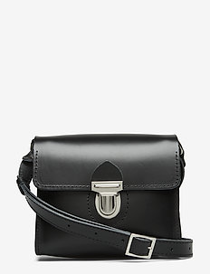 HILLA MESSENGER - BLACK