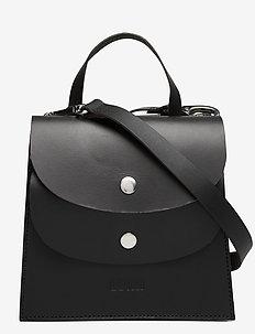NORMA SMALL HANDBAG - torebki z uchwytem - black