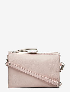 VENLA ALL-IN-ONE POUCH - axelremsväskor - light pink
