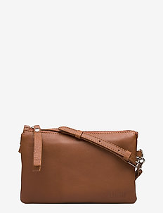 VENLA ALL-IN-ONE POUCH - COGNAC
