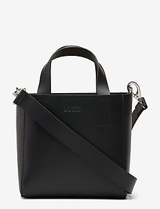 ROOSA SMALL TOTE - BLACK