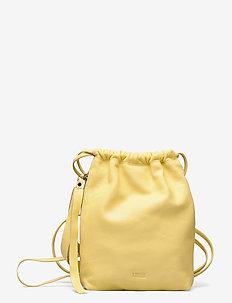 MIMMI MINI DRAWSTRING - rygsække - yellow