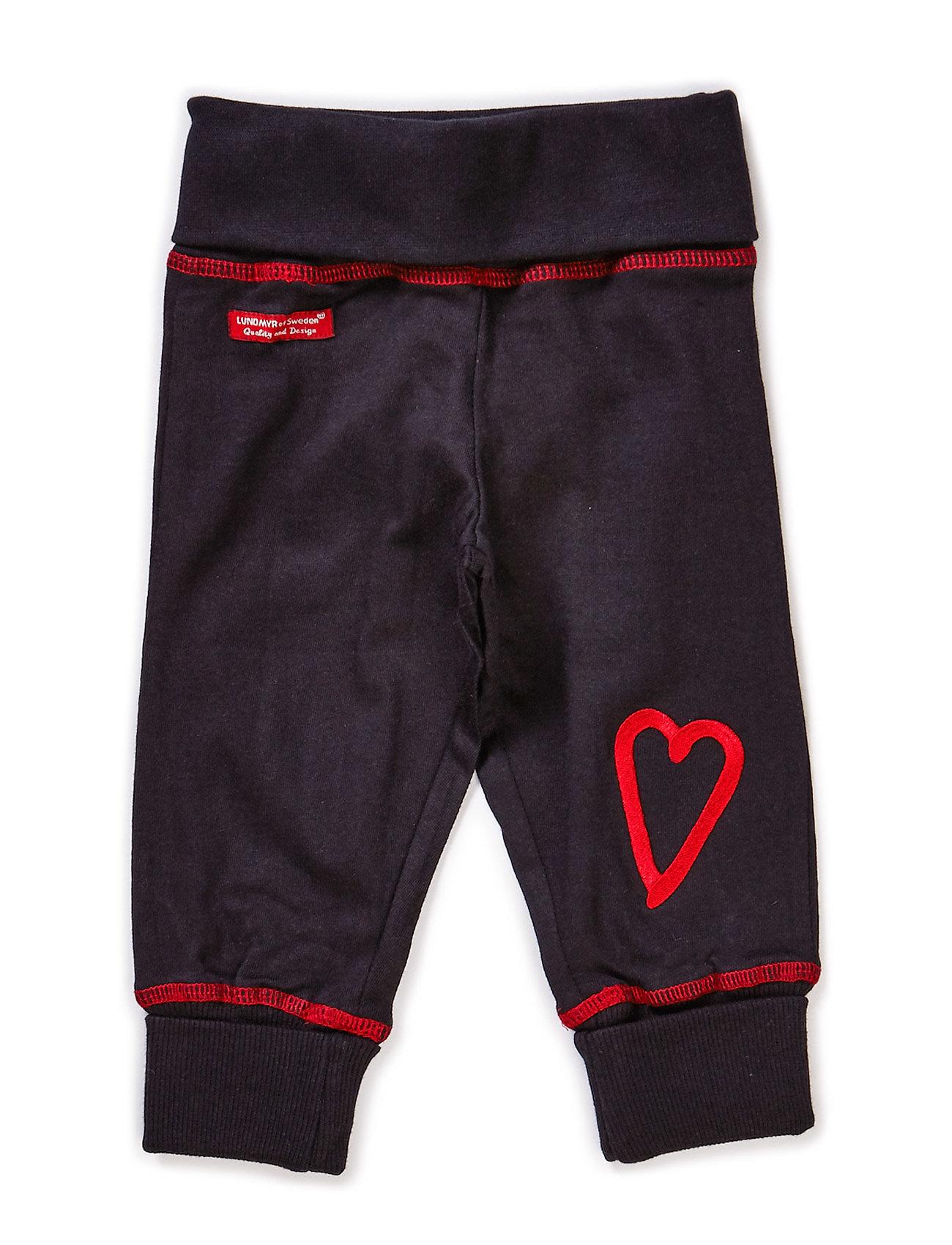 Lundmyr of Sweden Pants - BLACK