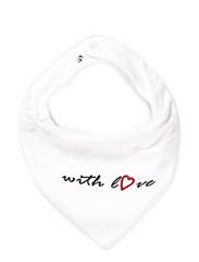 Drewlbib - WHITE WITH LOVE