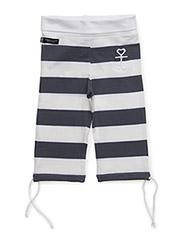 Pants - BLUE/WHITE