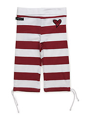 Pants - RED/WHITE