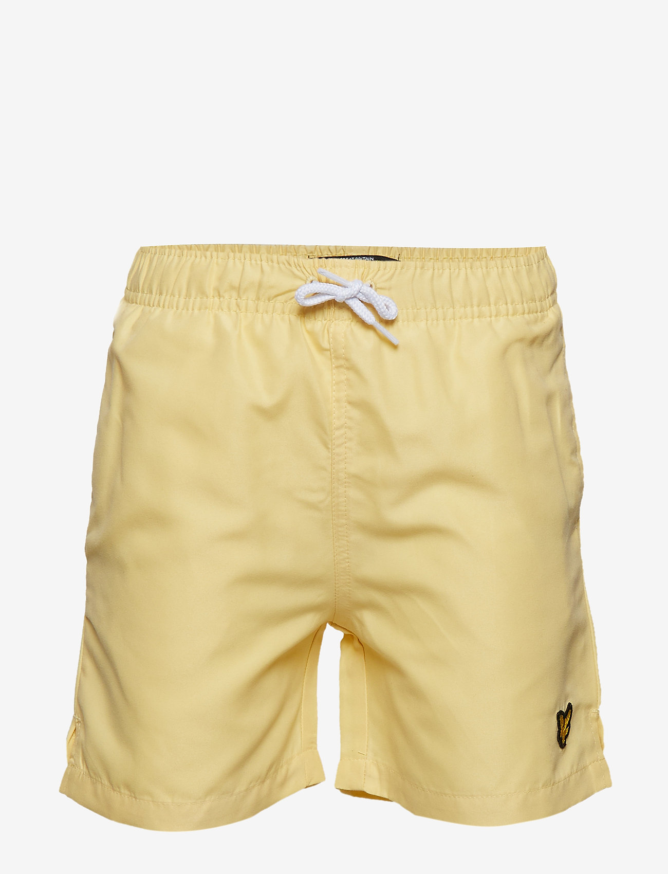 Lyle & Scott Junior - Classic Swim Shorts - badehosen - vanilla cream - 0