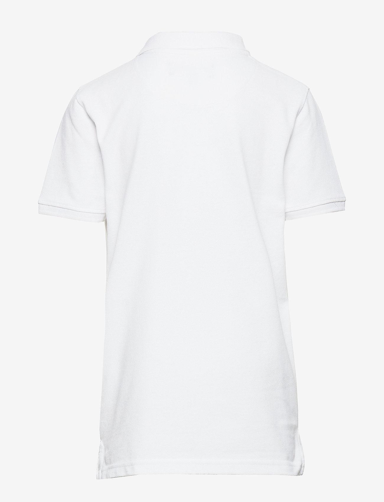 Lyle & Scott Junior - Classic Polo Shirt - koszulki polo - bright white