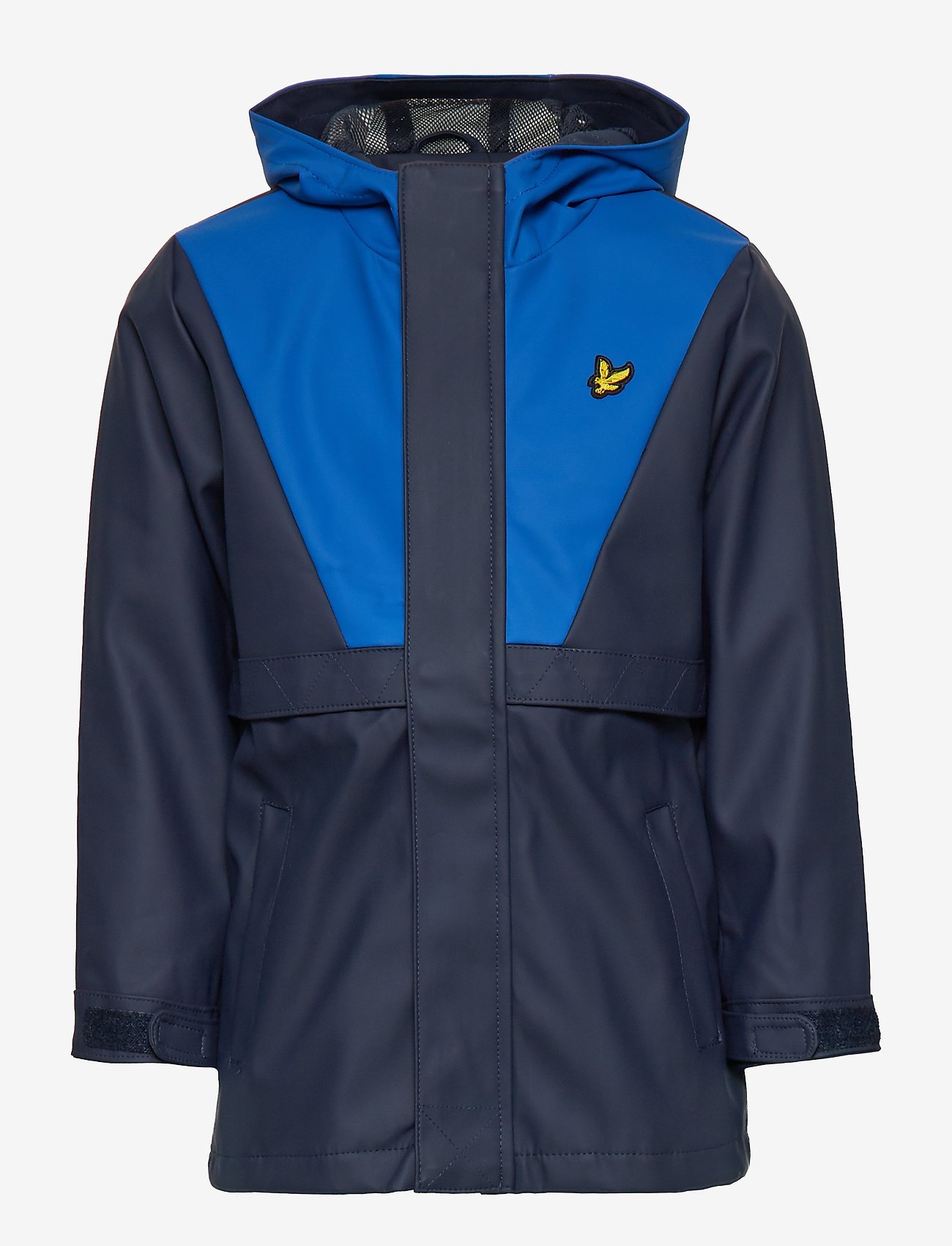 Lyle & Scott Junior - Zip Through Showerproof Jacket - jassen - navy - 1
