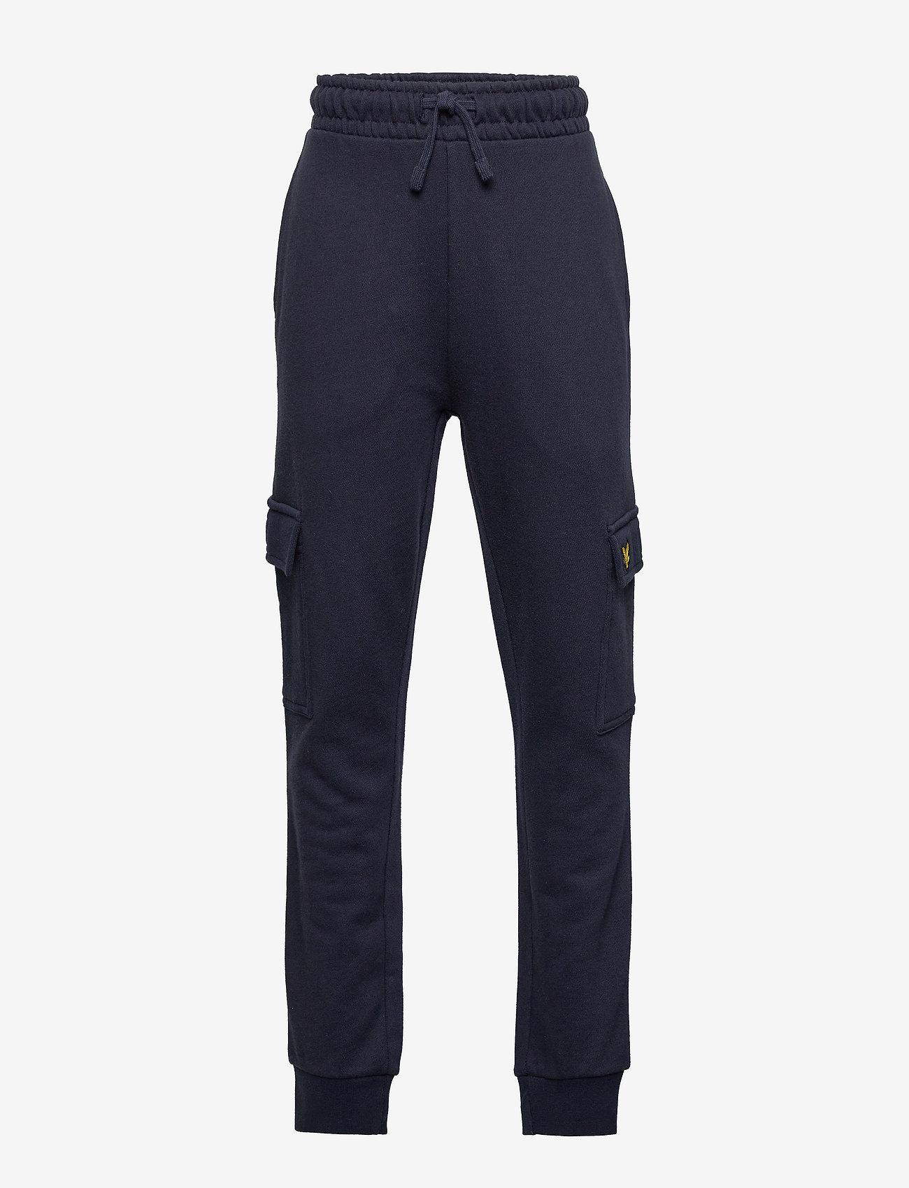 Lyle & Scott Junior - Cargo Jogger Navy Blazer - sweatpants - navy blazer - 0