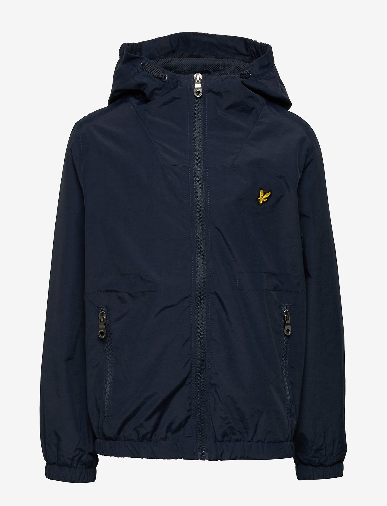 Lyle & Scott Junior - Panel Windcheater Black - windbreaker - navy blazer - 0