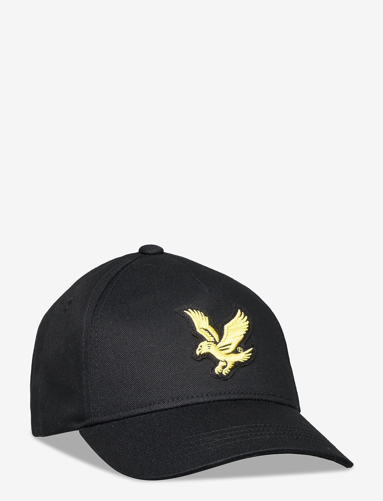 Lyle & Scott Junior - Eagle Cap Black - caps - black - 0