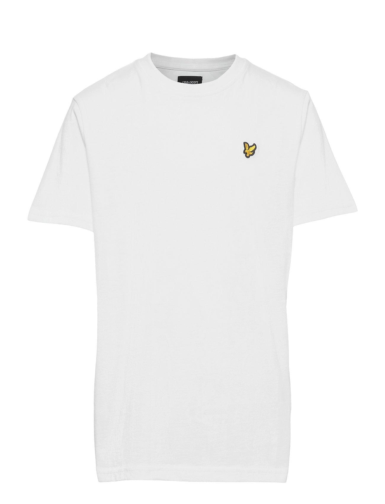Lyle & Scott Junior Classic T-Shirt - BRIGHT WHITE