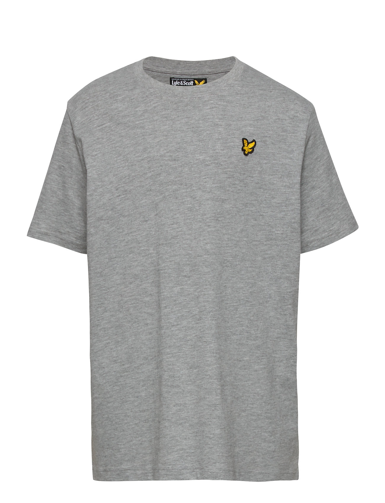 Lyle & Scott Junior Classic T-Shirt - VINTAGE GREY HEATHER