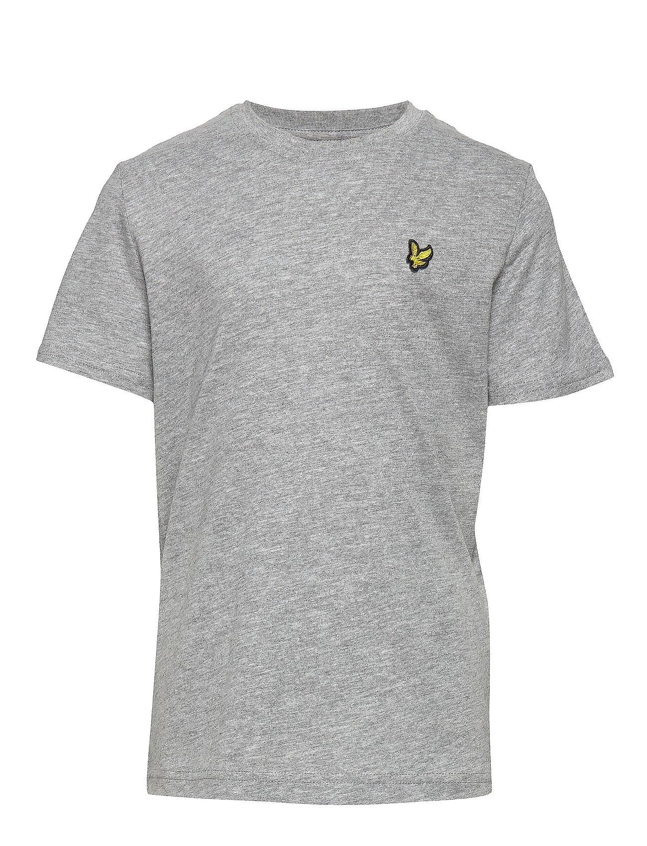 Lyle & Scott Junior Classic T-Shirt - VINTAGE GREY HEATHER