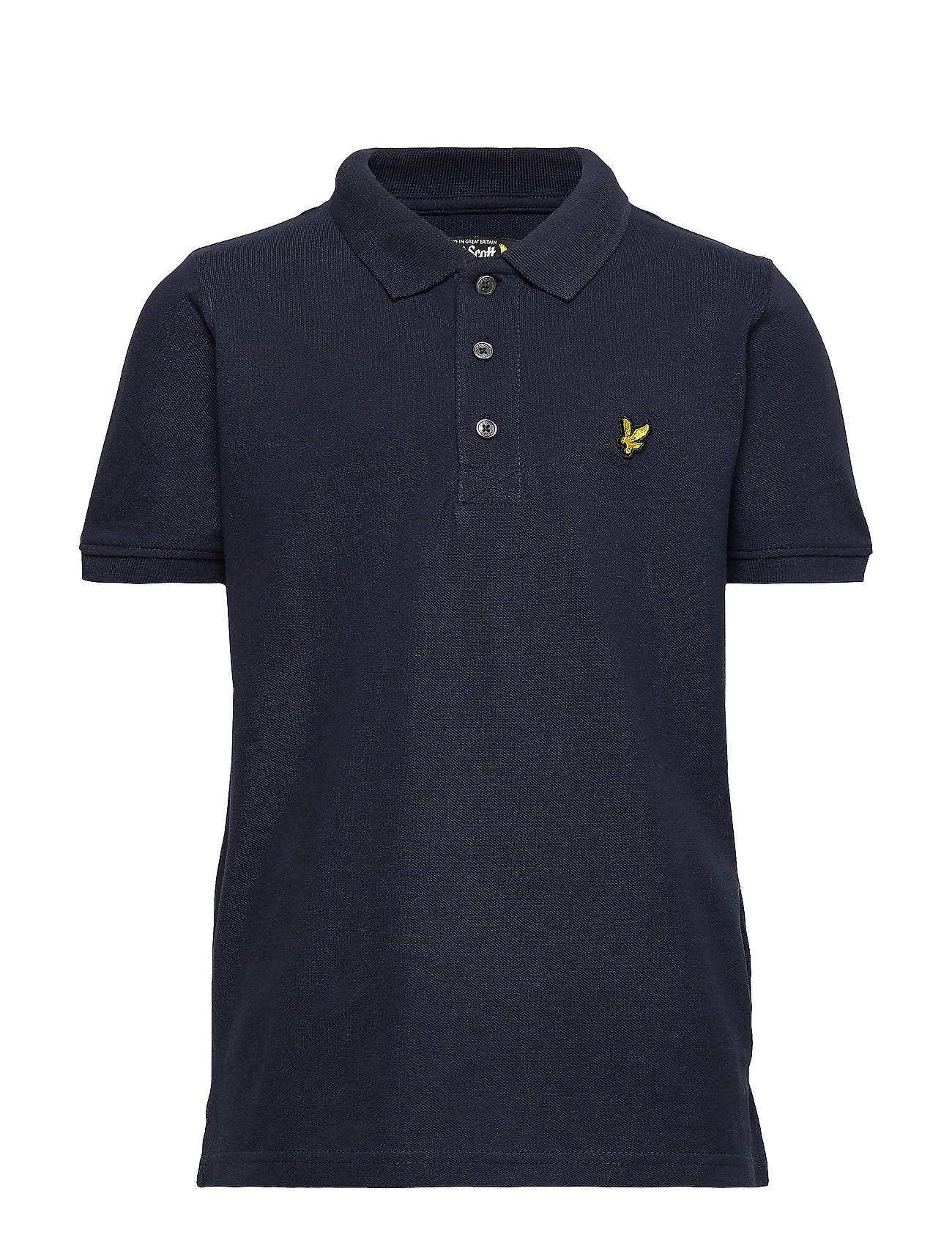 Lyle & Scott Junior Classic Polo Shirt - NAVY
