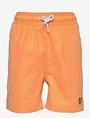 Classic Swim Shorts - PUMPKIN