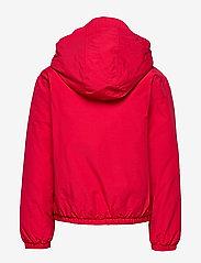 Lyle & Scott Junior - Zip Through Hooded Jacket - bomber jackets - tango red - 2