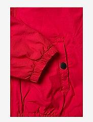 Lyle & Scott Junior - Zip Through Hooded Jacket - bomber jackets - tango red - 4