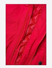 Lyle & Scott Junior - Zip Through Hooded Jacket - bomber jackets - tango red - 5