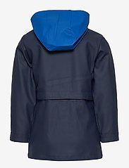Lyle & Scott Junior - Zip Through Showerproof Jacket - jassen - navy - 2