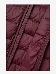Lyle & Scott Junior - Lightweight Puffa Jacket - puffer & padded - winetasting - 5