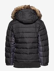 Lyle & Scott Junior - Light Weight Colour Block Jacket - puffer & padded - black - 3